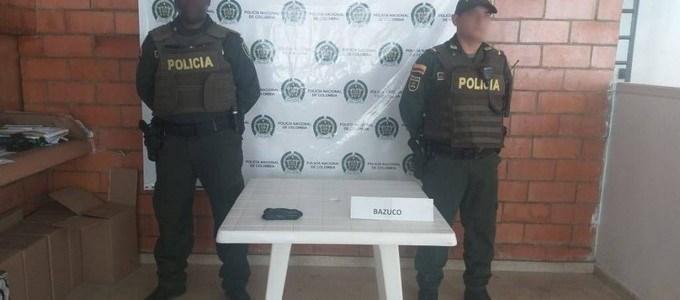Capturaron tres hombres en Carepa, con varios gramos de estupefaciente
