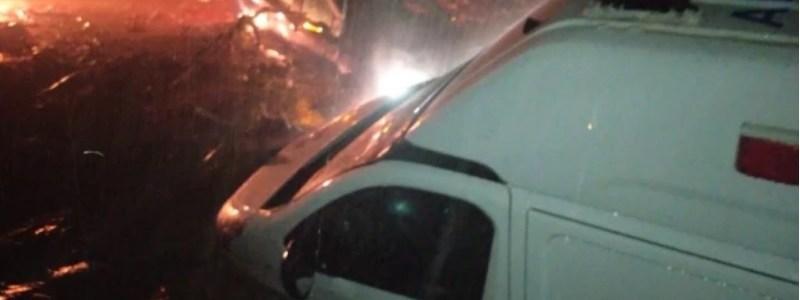 Un muerto y tres heridos deja hasta el momento deslizamiento de tierra en Dabeiba