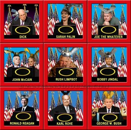 GOP squares