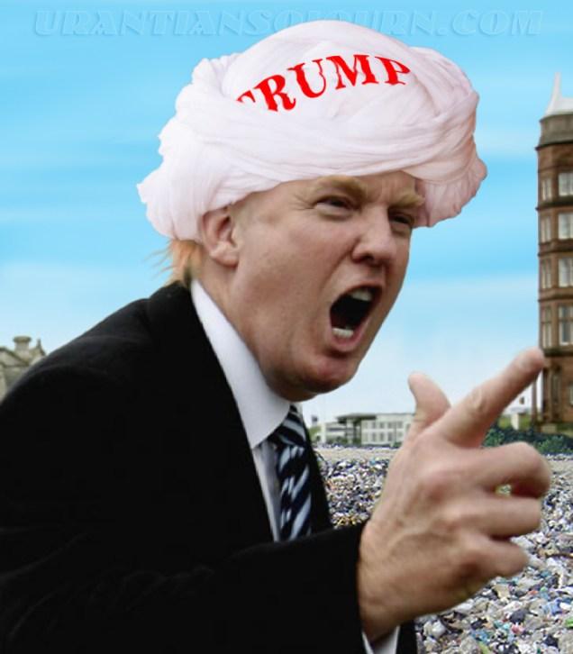 tRump Dump