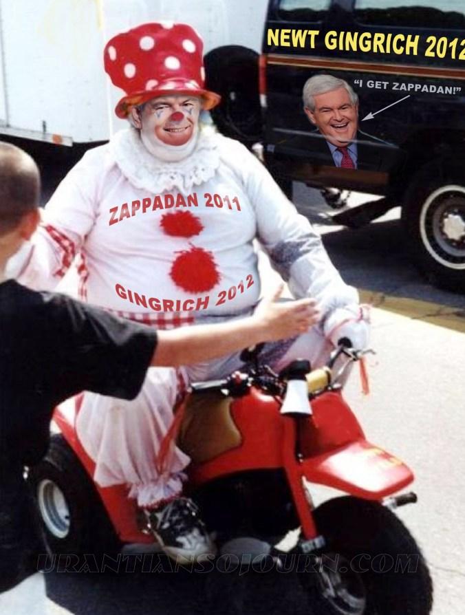 Gingrich 2012