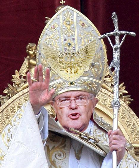 POPE LEROY XVIII