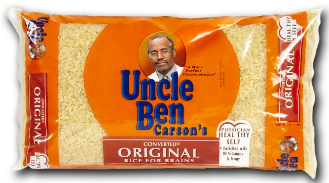 Uncle Ben's Brain