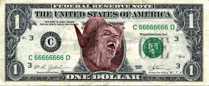 MONEY TALKS: Lucifer $1