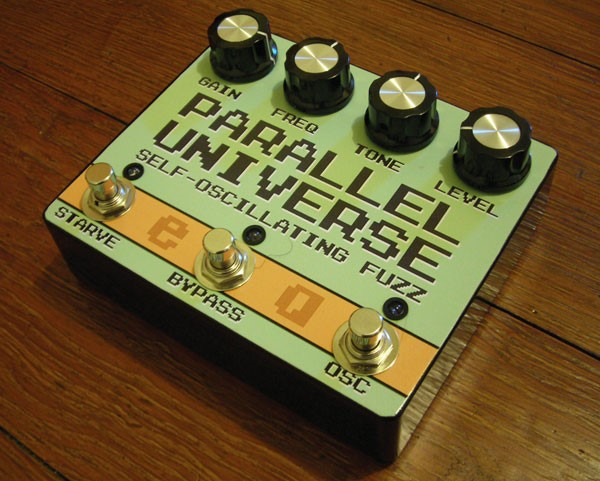 Parallel Universe Fuzz Machine