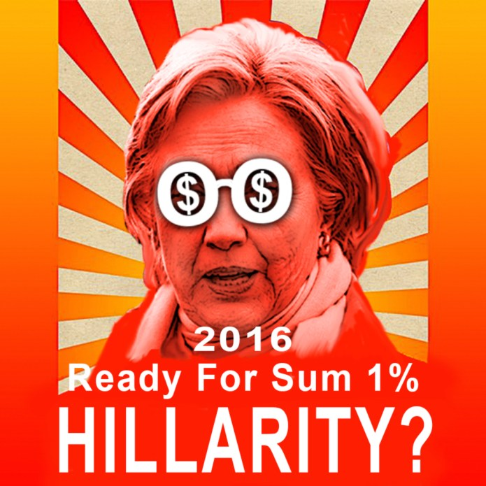 Two Evils: Ready For Hillarity