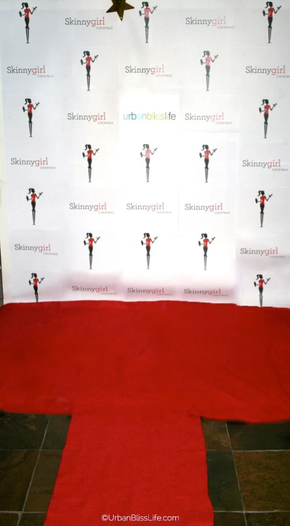 Golden Globes DIY Red Carpet