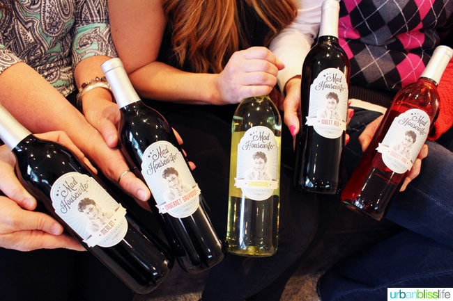 Wine Bliss: Mad Housewife Wines