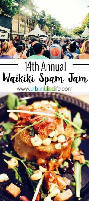 2016 Waikiki Spam Jam on UrbanBlissLife.com