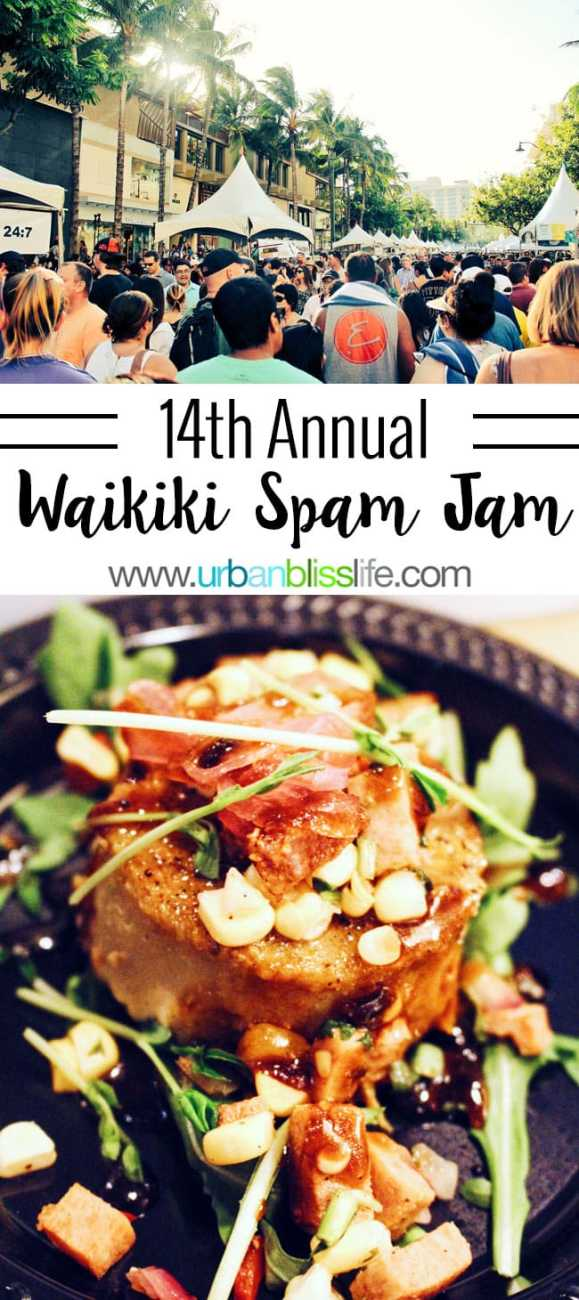 Food + Travel Bliss: 14th Annual Waikiki SPAM Jam