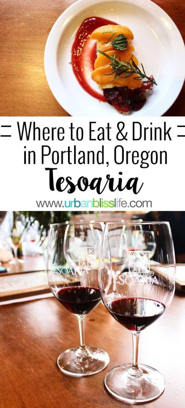 Wine + Food Bliss: TeSóAria Vegan Food + Wine Pairings