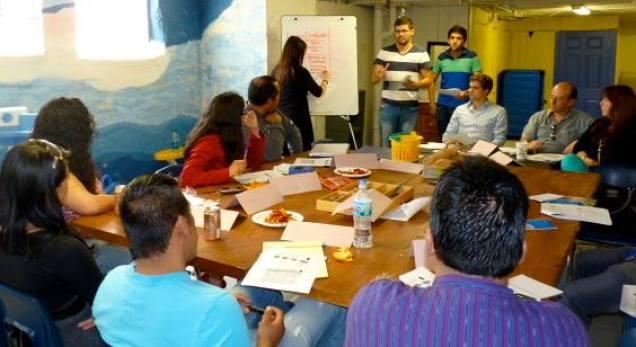 Hispanic LaunchCincy Event [Provided]