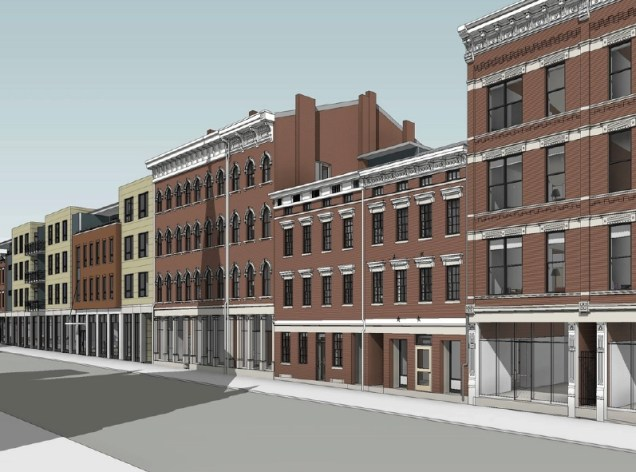 15th Street Perspective [Provided]