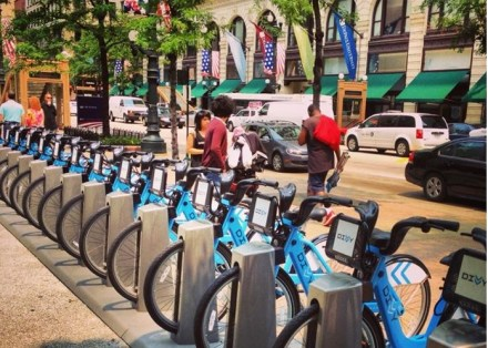 Divvy Bike Share [Randy Simes]