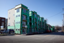Euclid Avenue Townhomes