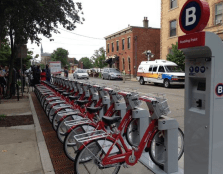 Cincy Red Bike in Covington [Provided]