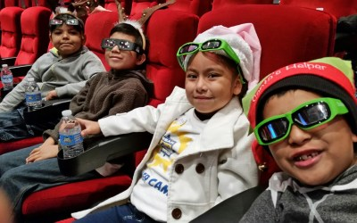 Urban Compass Kids treated to a VIP Movie Experience at Disney Studios!