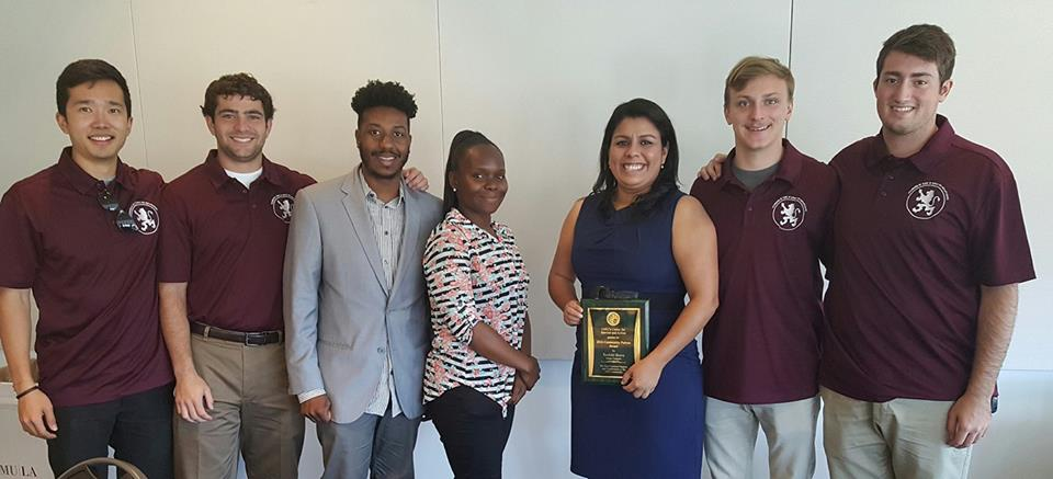 Urban Compass named LMU Community Partner of the Year!