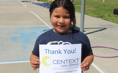 Centext Legal launches donation program for Urban Compass kids!