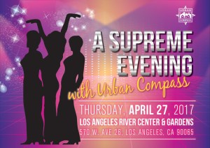 A Supreme Evening with Urban Compass @ Los Angeles River Center and Gardens | Los Angeles | California | United States