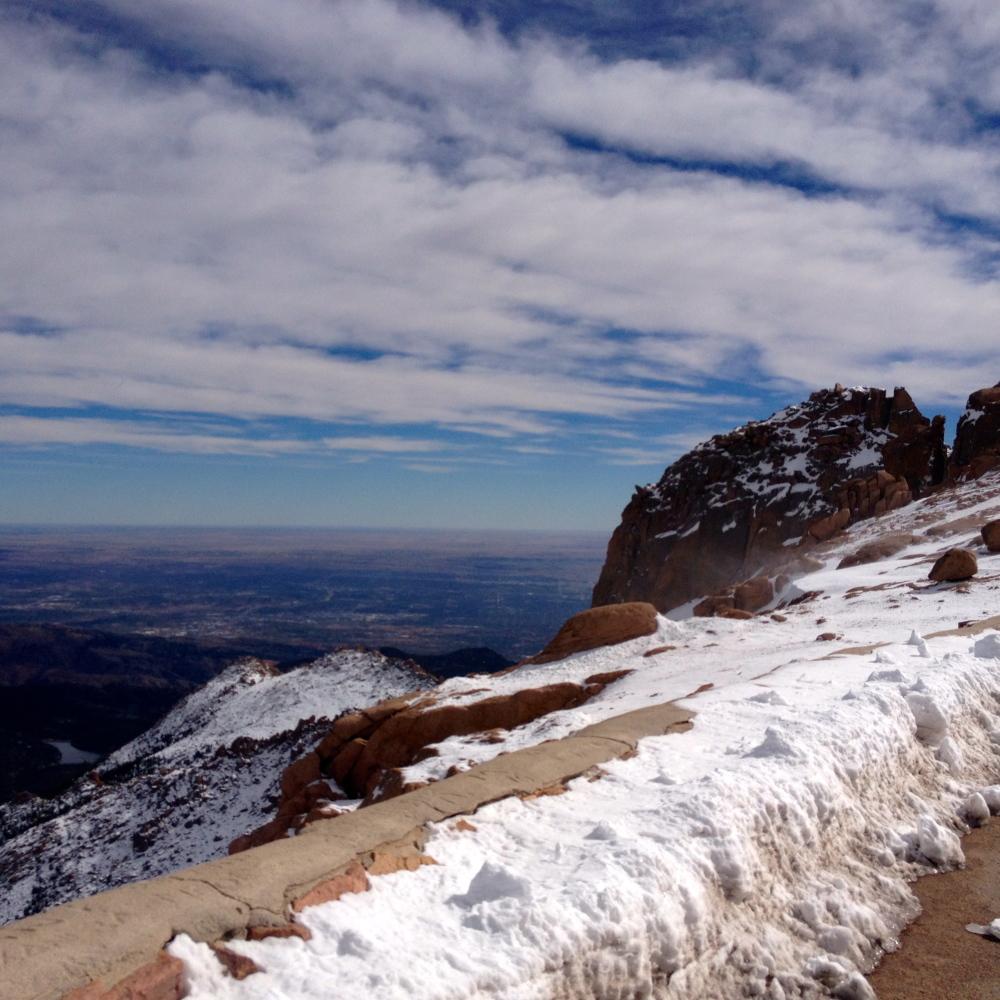 Got Oxygen? (Pikes Peak – Colorado Springs, CO)