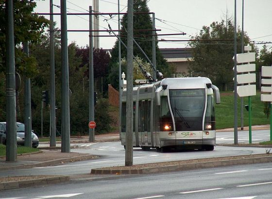 800px Le Tram de Nancy arrive au terminus de Brabois Transports : Les fausses bonnes ides selon la FNAUT