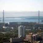 Vladivostok se dote du plus long pont  haubans au monde