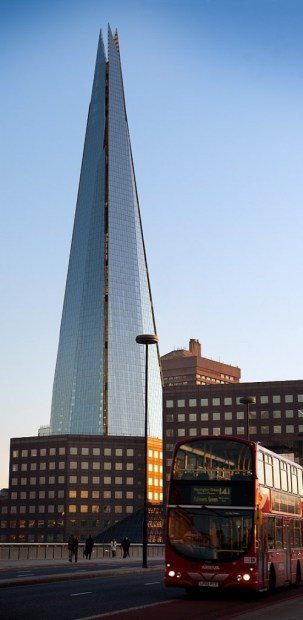The SHARD2 303x620 A Shard is born !