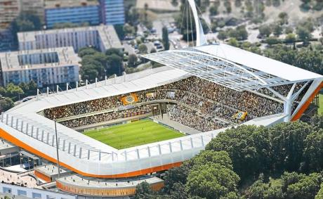 Stade de la Mosson 460x283 Montpellier : le stade de la Mosson soffre un lifting