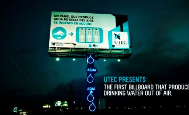 billboard water