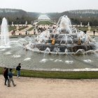 Patrimoine : Versailles lance &laquo;&nbsp;l&rsquo;anne Le Ntre&nbsp;&raquo; avec le chantier du Bassin de Latone