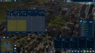 Gestion des horaires d'une ligne dans Cities in Motion 2