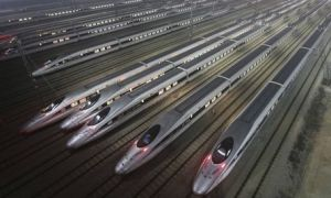 TGV Chine