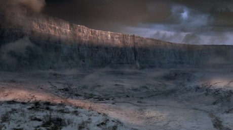 The Wall 460x258 Le monde de Game of Thrones