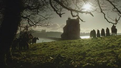 Le château des Tully (© HBO)