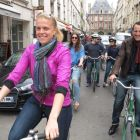 Villes cyclables: Paris dans le peloton de tte