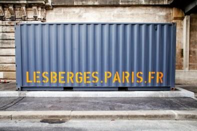 Les nouvelles berges de Seine Lucille Pescadère / Mairie de Paris
