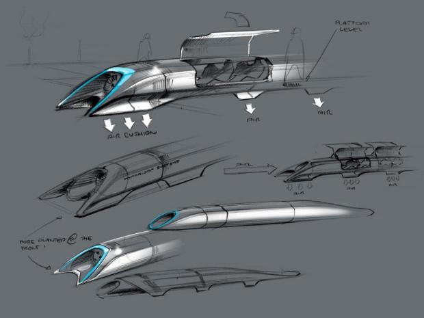Hyperloop : bientôt un Paris Lyon en 30 minutes ?