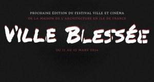 L'affiche de l'édition 2014 du Festival Ville et Cinéma. Crédit photo : Maison de l'architecture