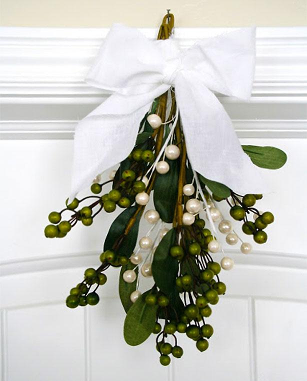 Christmas-mistletoe