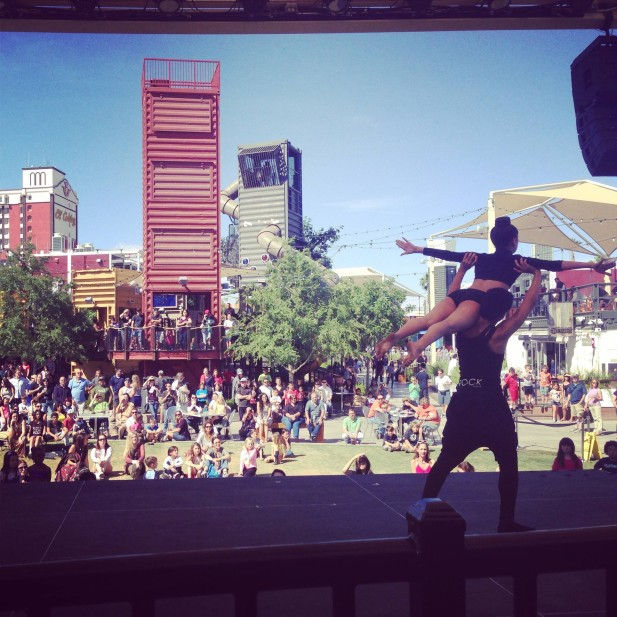 containerpark dance