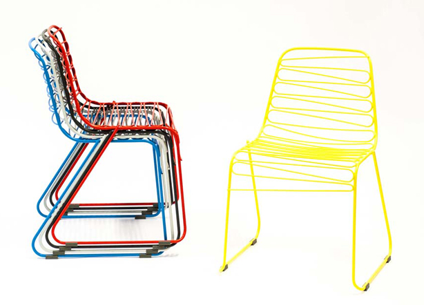 wire furniture. Wire-fluxchair-magis Wire Furniture