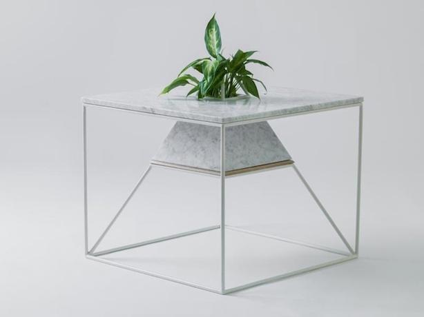Maxim Scherbacov pyramid planter