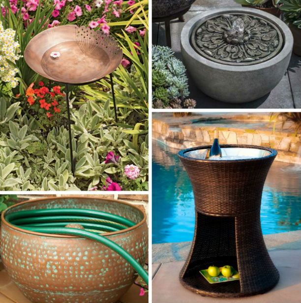 10 Ways To Include Water in Your Garden Design