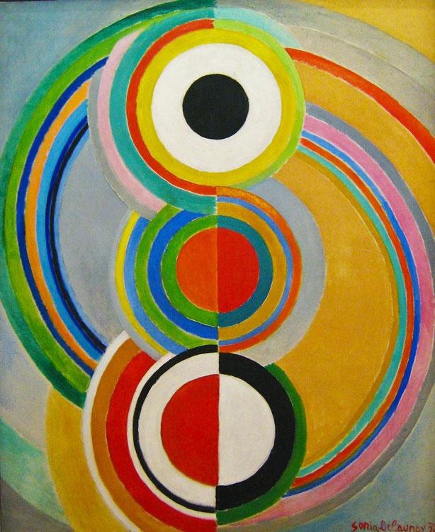 sonia_delaunay_rythme_1938