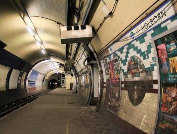 13 Abandoned Stations & Disused Platforms of the London Underground