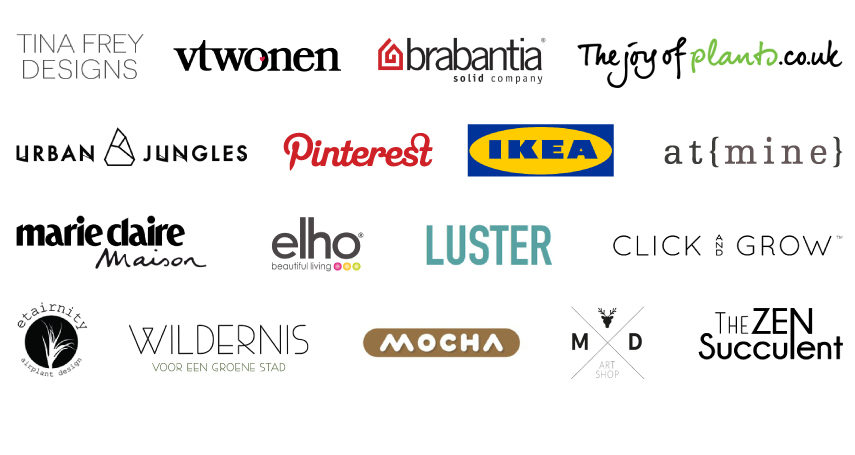 Urban Jungle Bloggers collaborations brands