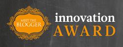 Urban Jungle Bloggers wins Meet the Blogger Innovation Award