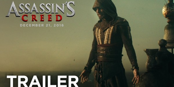 Watch the Assassin's Creed Official Trailer