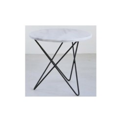 Small Crop Of Marble Side Table